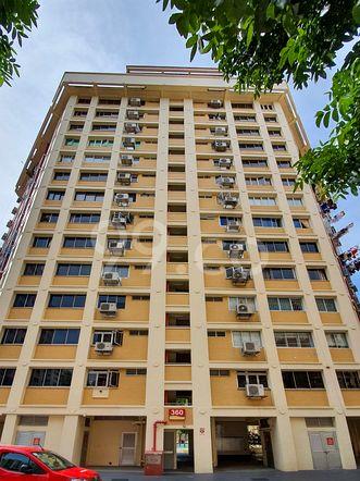 HDB-Hougang Block 360 HDB-Hougang