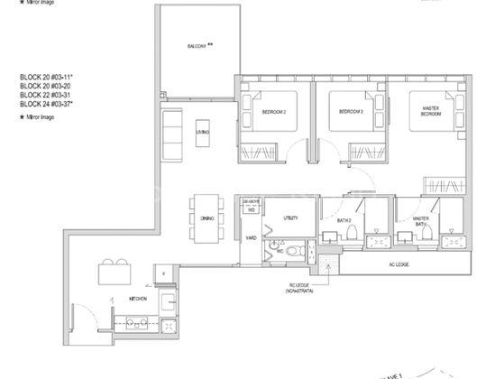 CD1 Floor Plan
