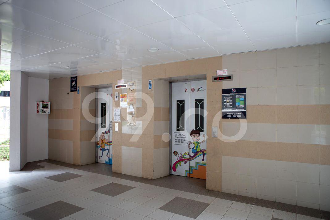 Lift Lobby Jurong East Ville