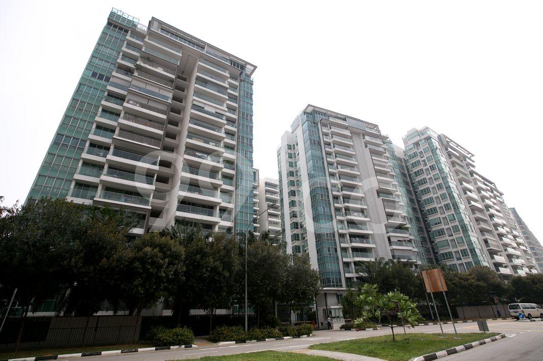 Kovan Residences  Elevation
