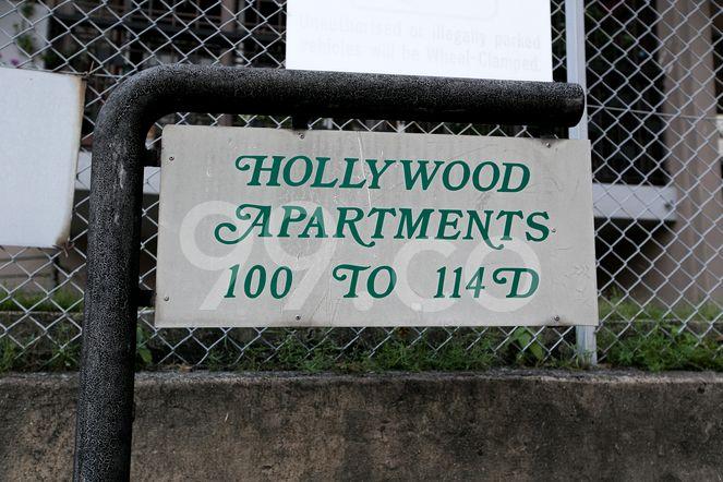 Hollywood Apartments Hollywood Apartments - Logo
