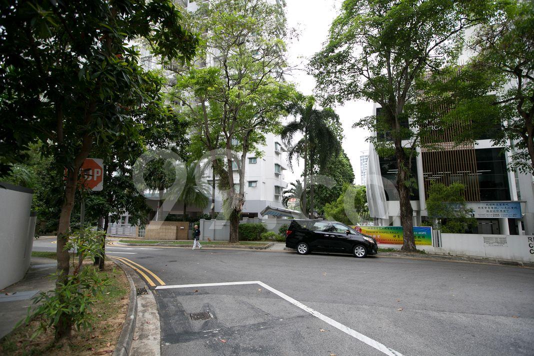 City Edge  Street