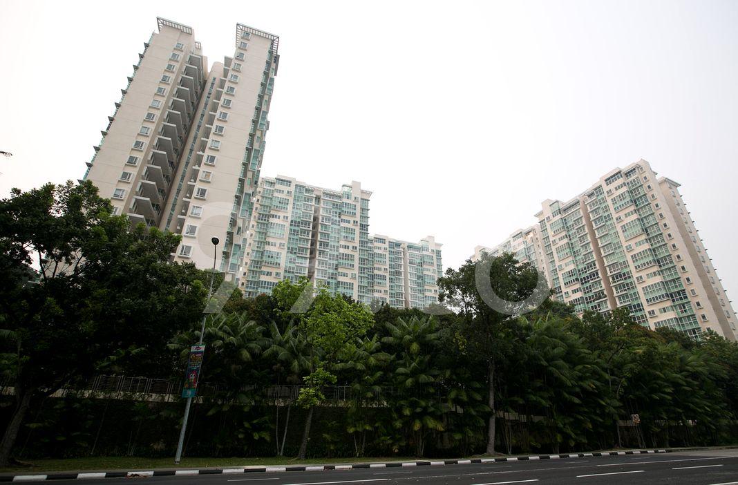 Goldenhill Park Condominium  Elevation