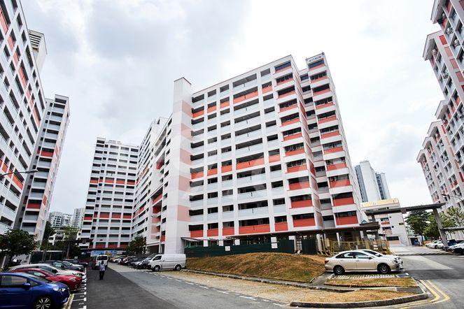 HDB-Potong Pasir Block 104 Potong Pasir