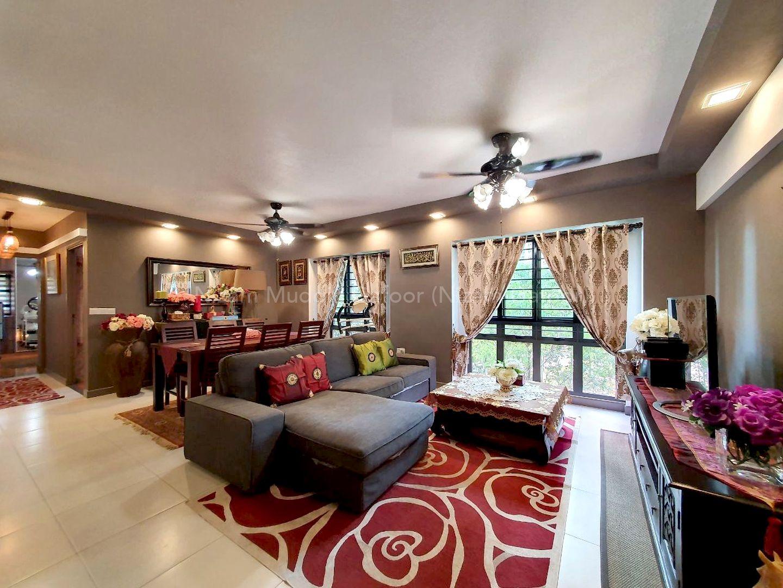 Newly M.O.P 5-Room Premium Apartment