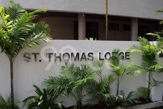 St. Thomas Lodge St. Thomas Lodge - Logo