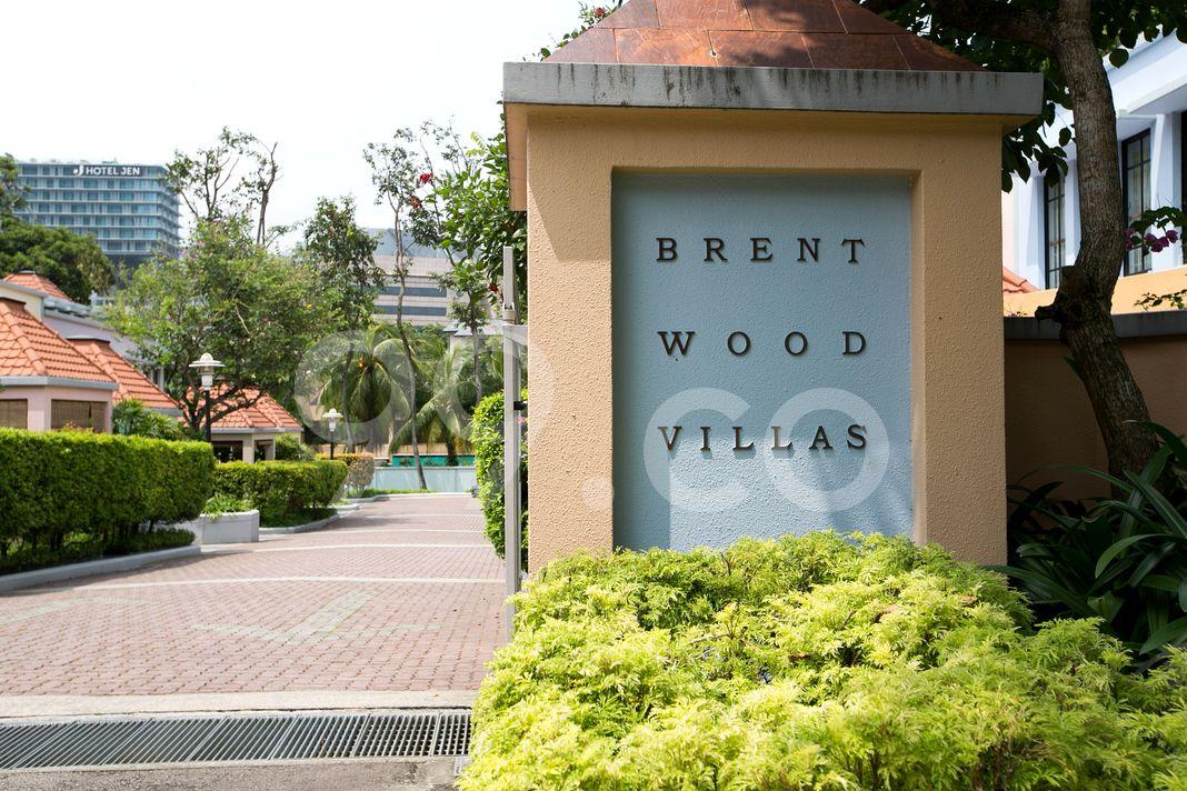Brentwood Villas  Logo