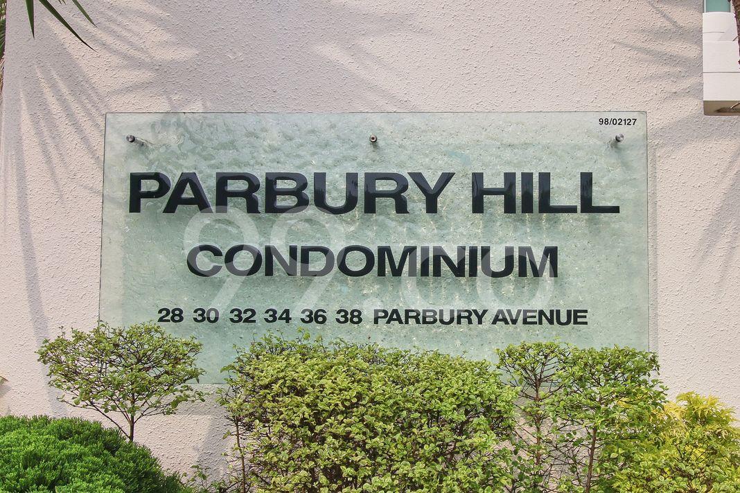 Parbury Hill Condominium  Logo