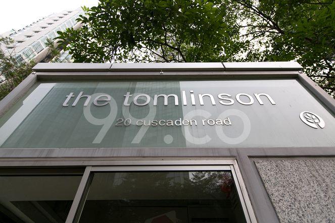 The Tomlinson The Tomlinson - Logo