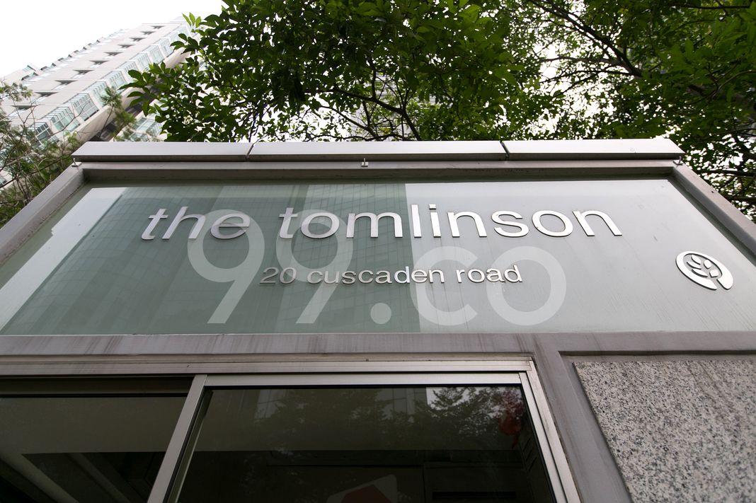 The Tomlinson  Logo