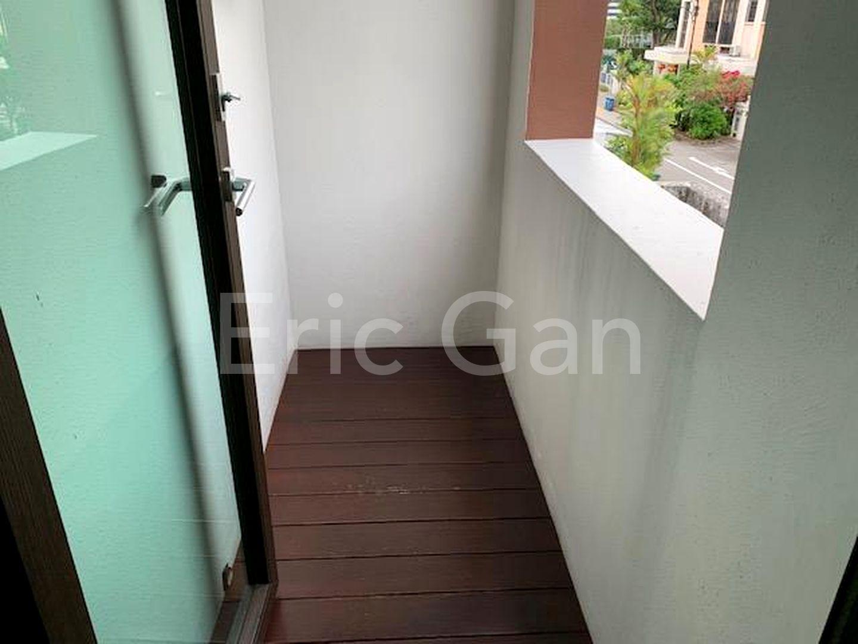 Balcony at Bedroom 2