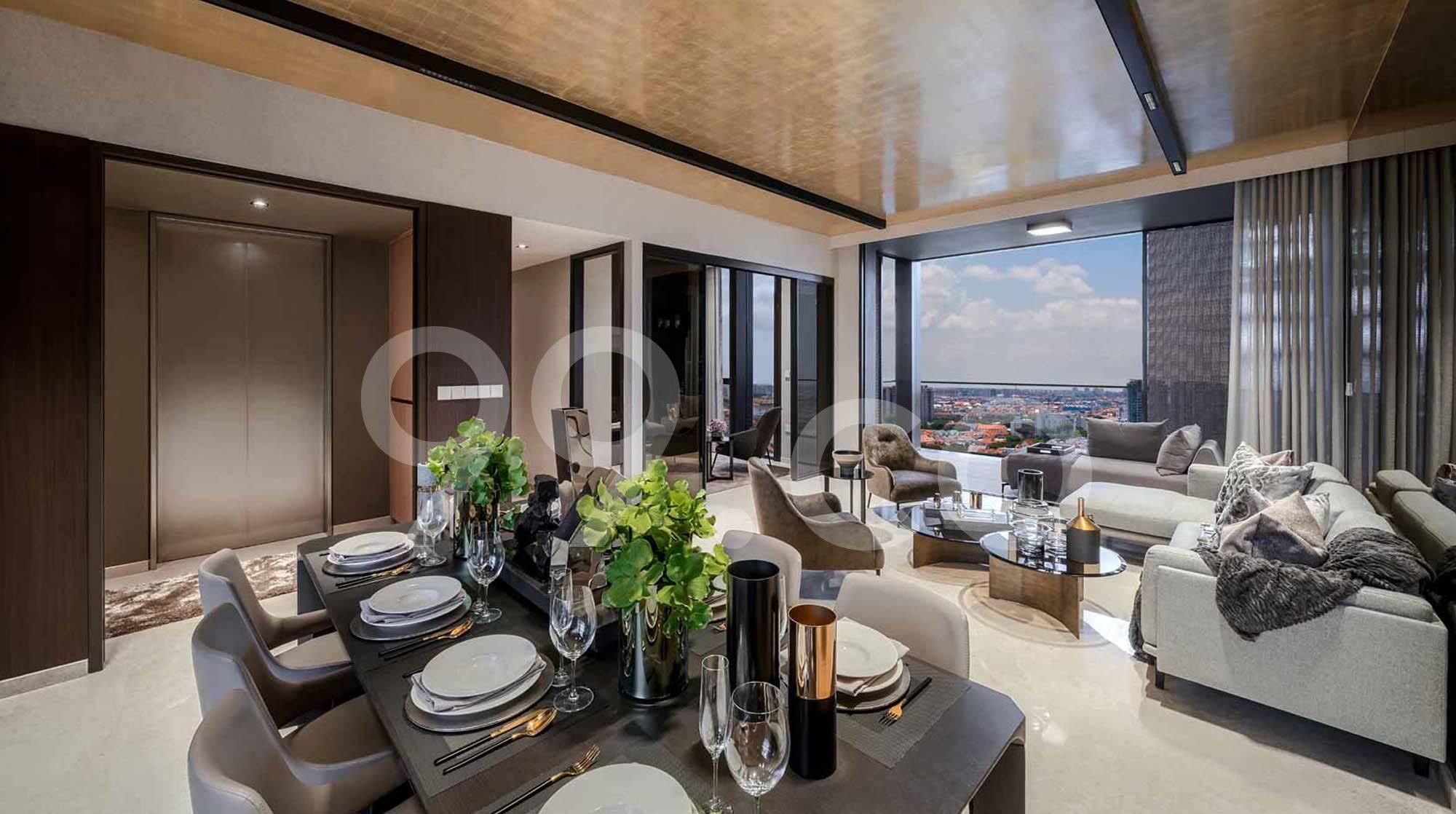 Meyer Mansion Dining Room