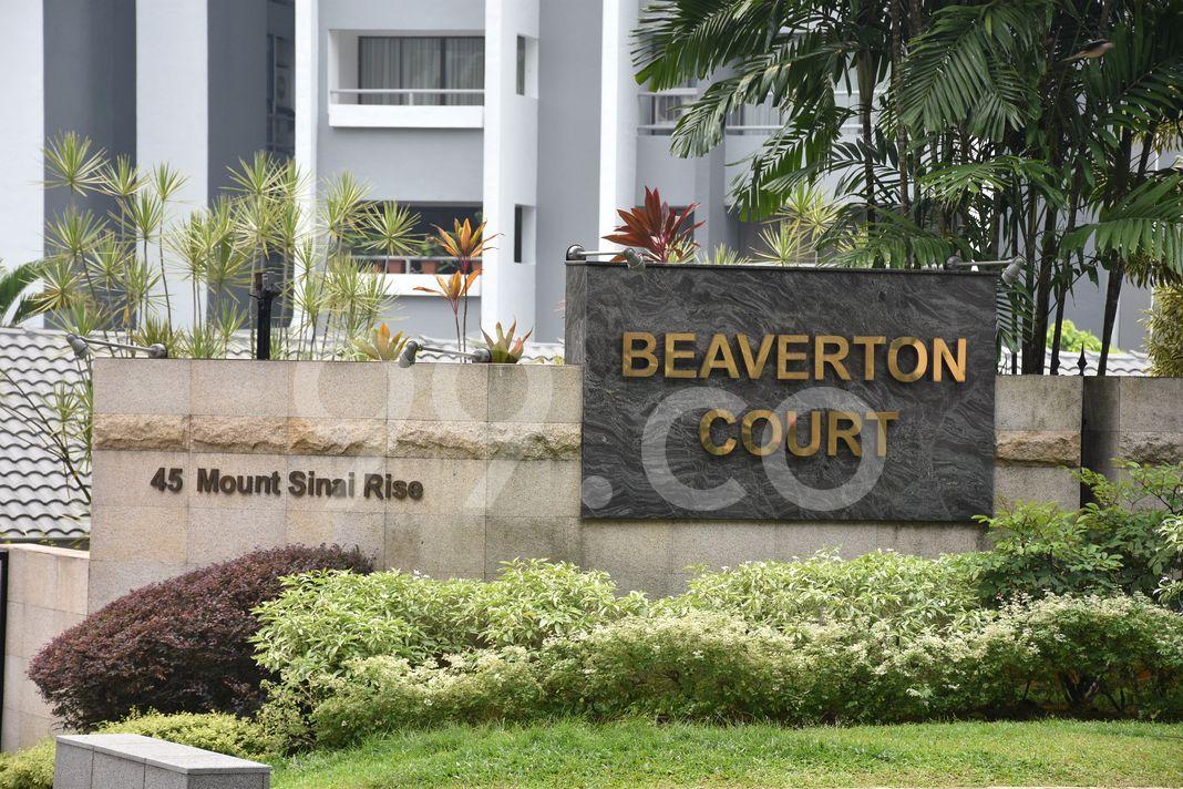 Beaverton Court  Logo