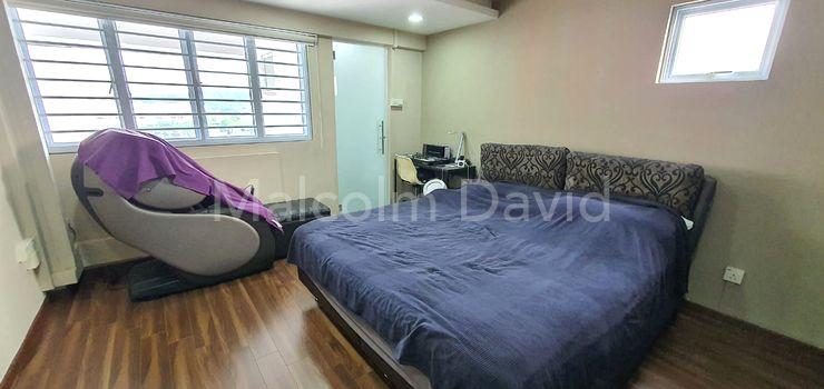 Good-Sized Master Bedroom