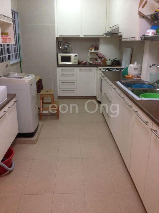 Lengthy Kitchen