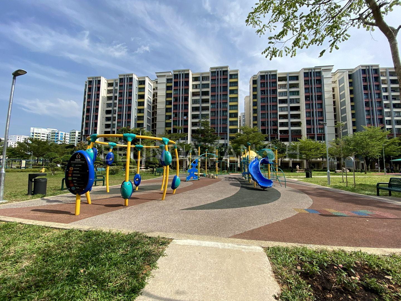 Vista Park (Exercise Corner)