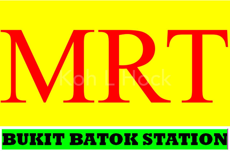 Bukit Batok station