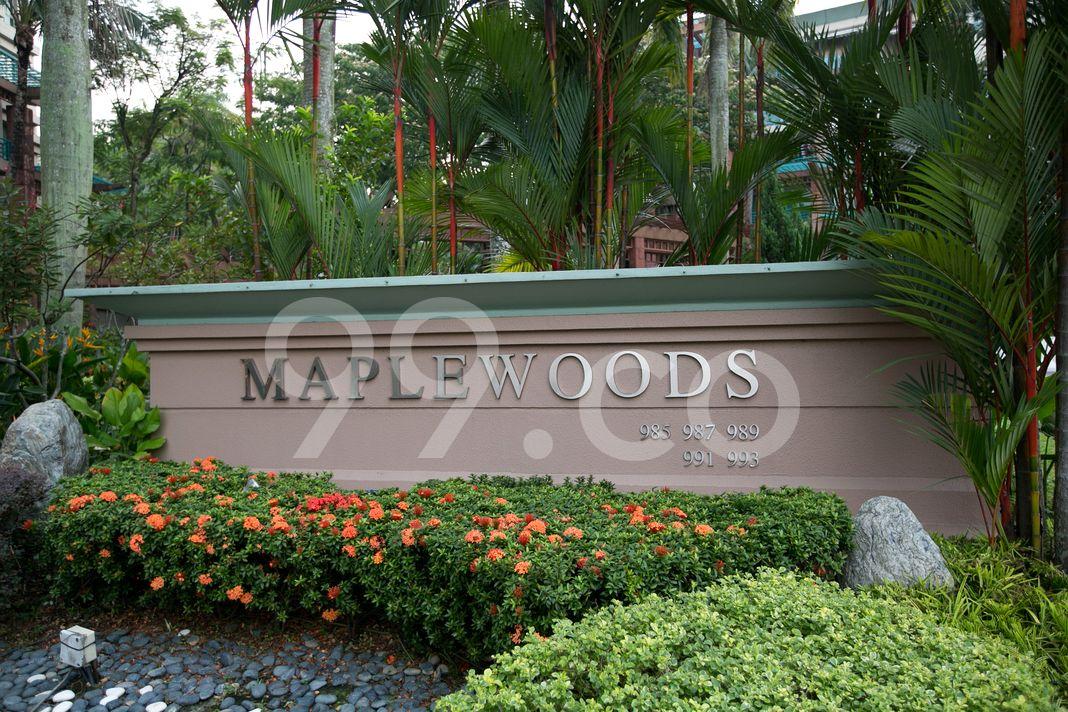 Maplewoods  Logo