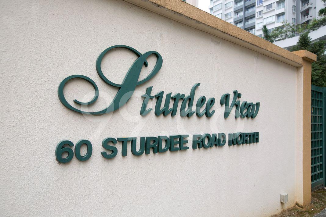 Sturdee View  Logo