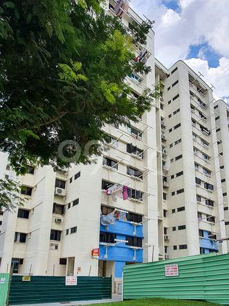 HDB-Hougang Block 308 HDB-Hougang