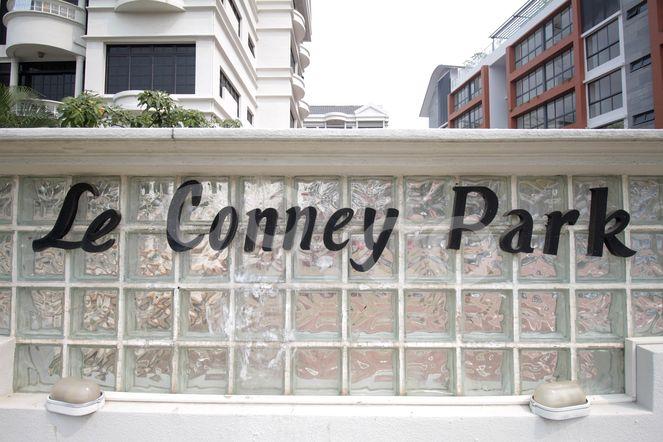 Le Conney Park Le Conney Park - Logo