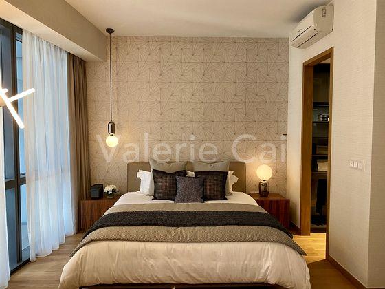 Comfortable bedroom size