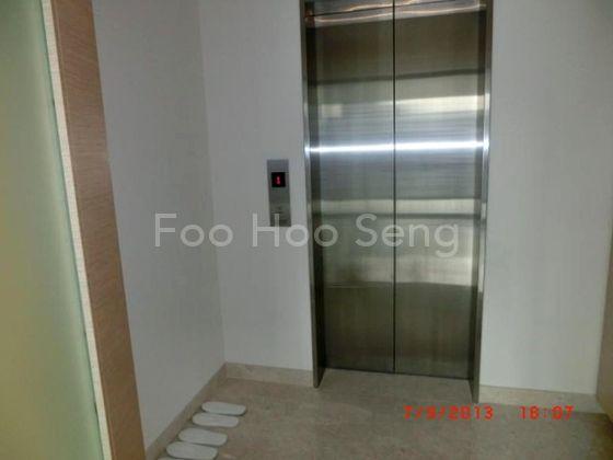 Foyer Area, Private Lift