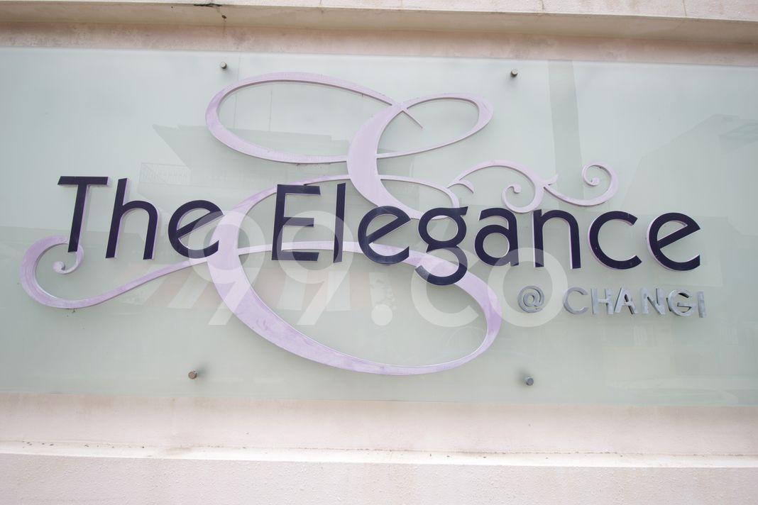 The Elegance @ Changi  Logo
