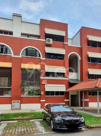 HDB-Hougang Block 429 HDB-Hougang