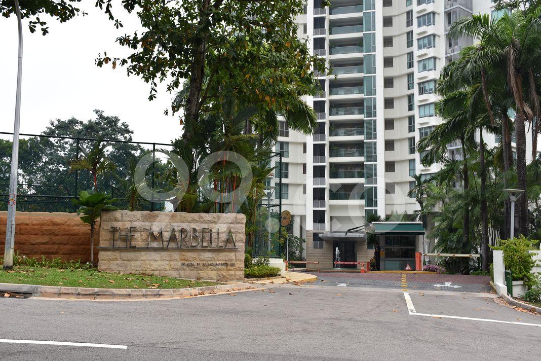 The Marbella  Entrance