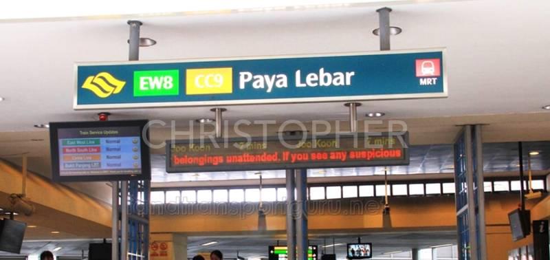 Paya Lebar MRT Interchange