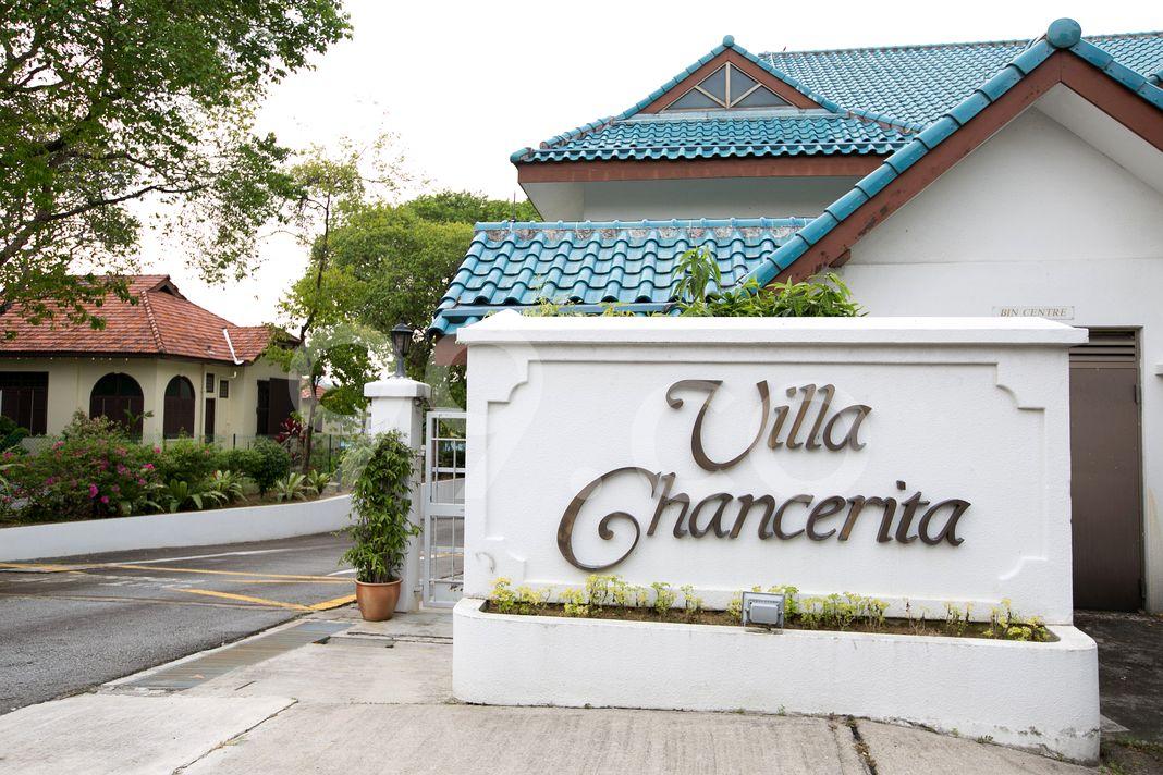 Villa Chancerita  Logo