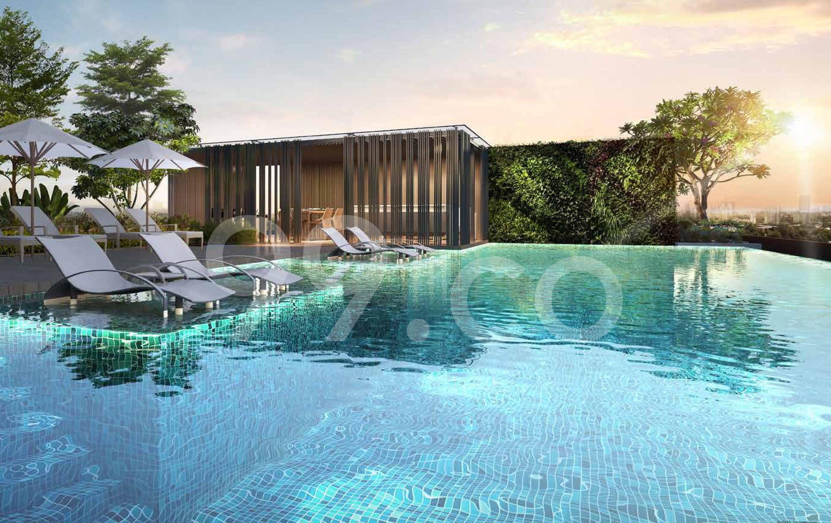 Sloane Residences Pool
