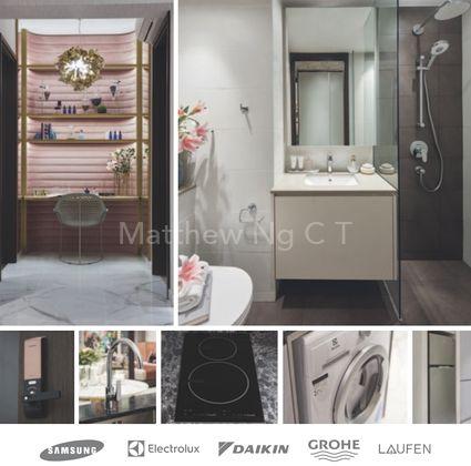 Appliances & Bathroom