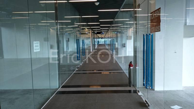 Corridor area