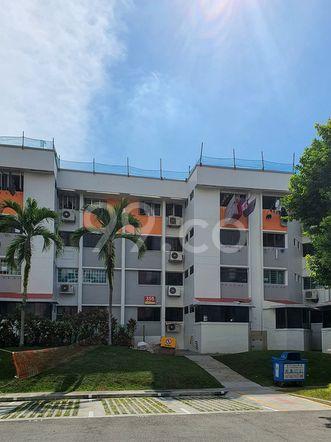 HDB-Hougang Block 355 HDB-Hougang