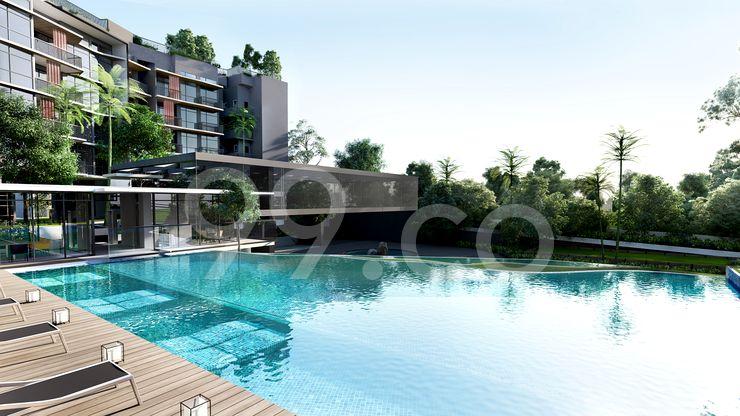 Daintree Residence Pool