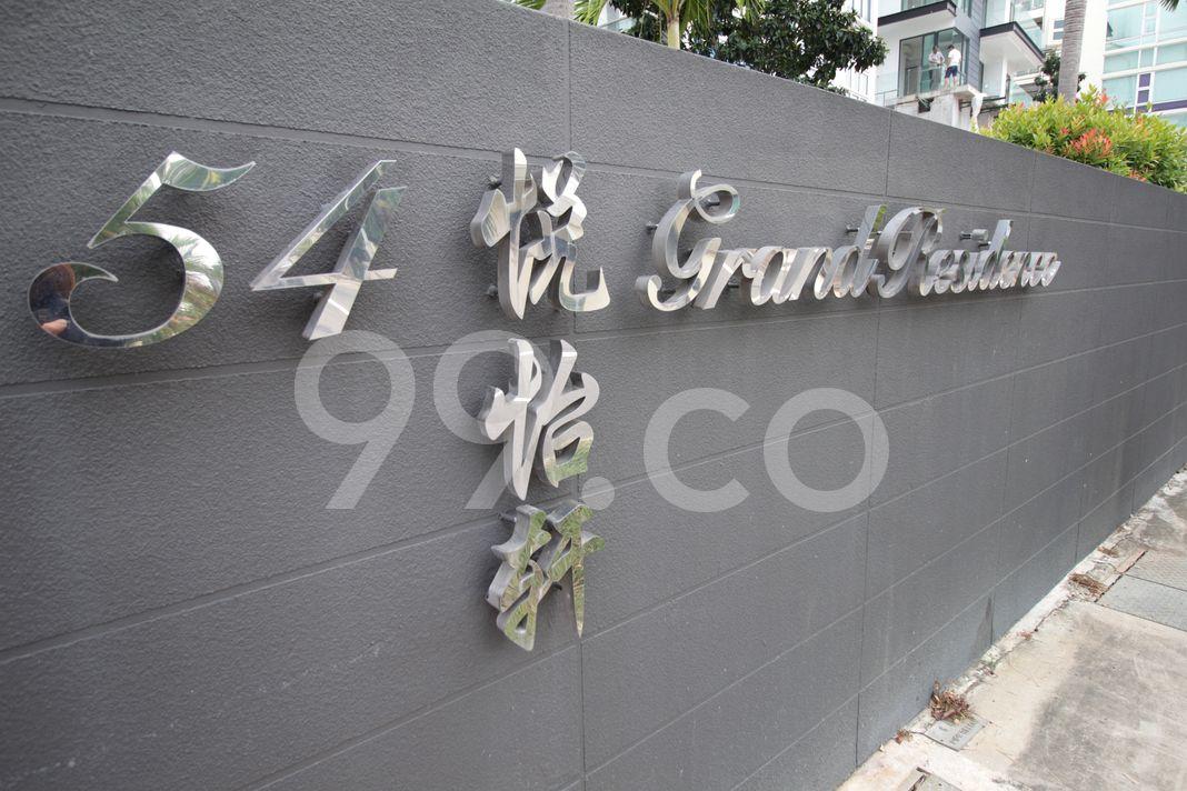 Grand Residence  Logo
