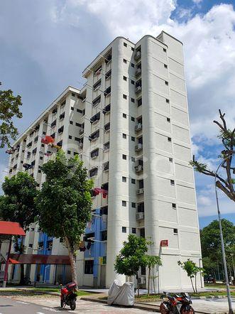 HDB-Hougang Block 316 HDB-Hougang