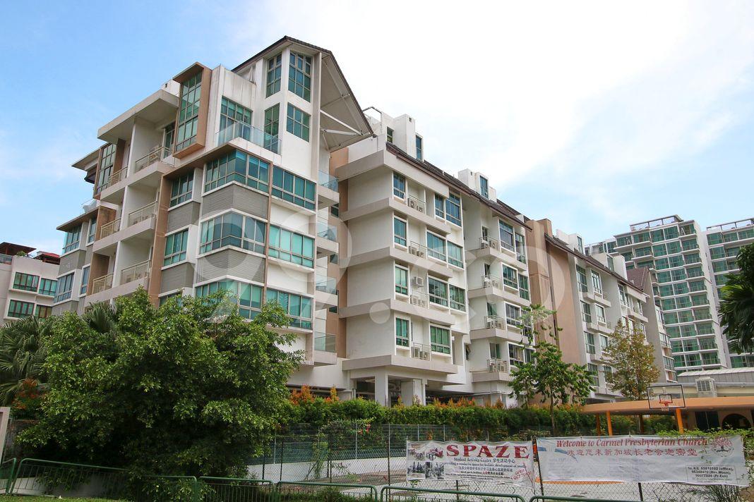 JLB Residences  Elevation