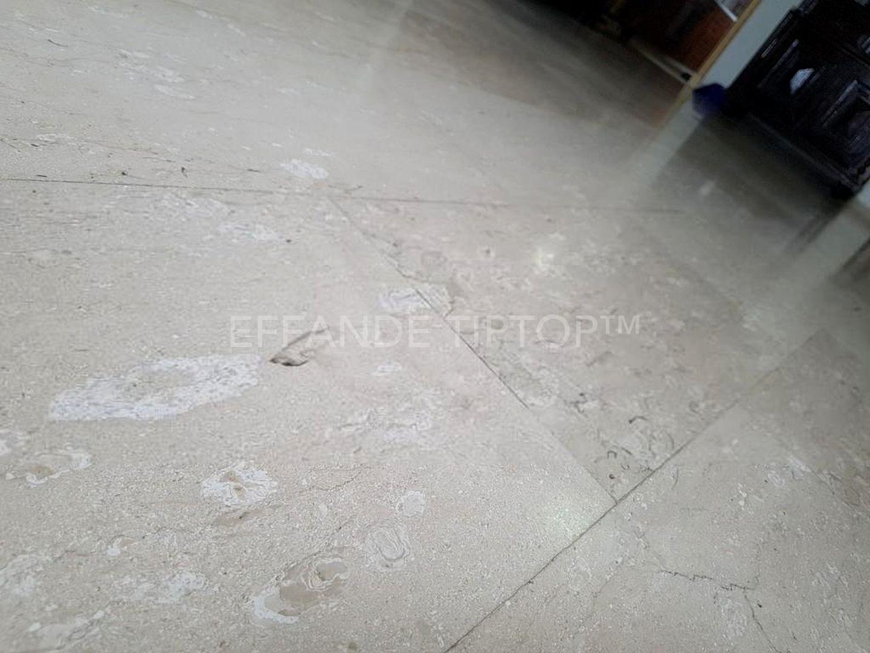 Whole Unit Marble Flooring