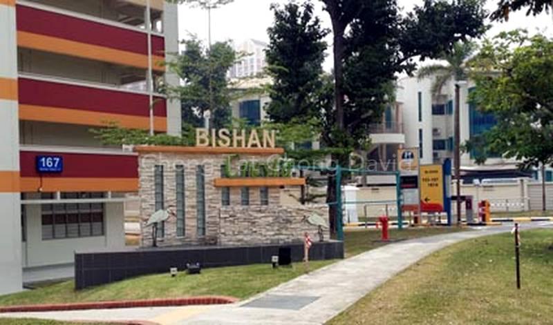 Bishan Cresta Estate