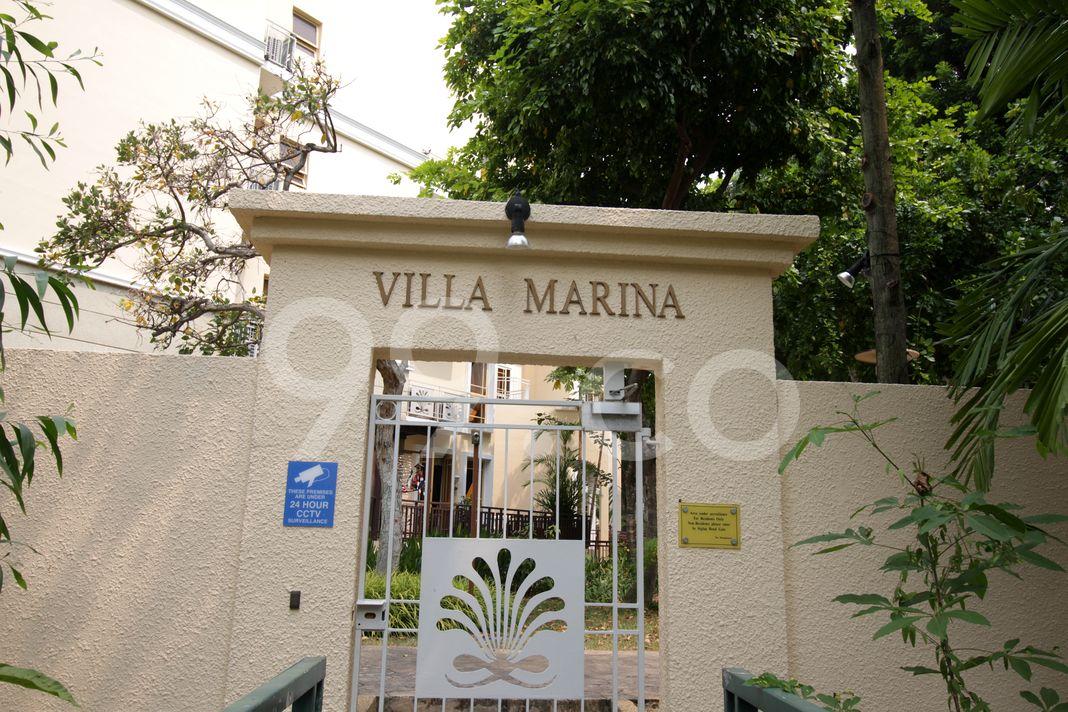 Villa Marina  Logo