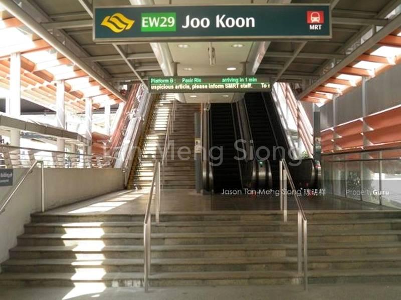 Joo Koon MRT