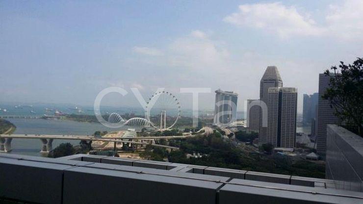 Superb view from 29th floor Sky Garden