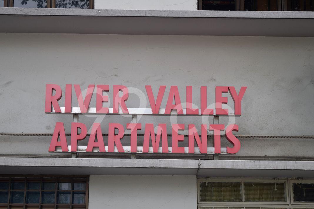 River Valley Apartments  Logo
