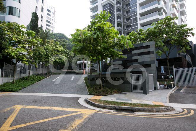 Cityvista Residences Cityvista Residences - Entrance