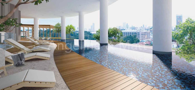 Super Nice pool, luxury at its best