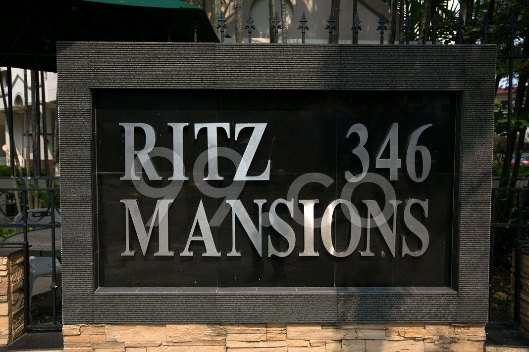 Ritz Mansions  Logo