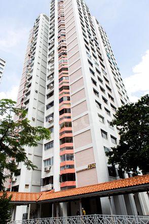 HDB-Jurong East Block 230 Jurong East